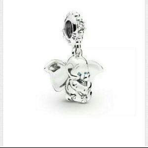 Pandora Disney Dumbo Charm (925)